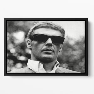 James Fox Floating Framed Canvas