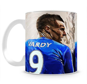 Jamie Vardy Mug - Canvas Art Rocks - 2