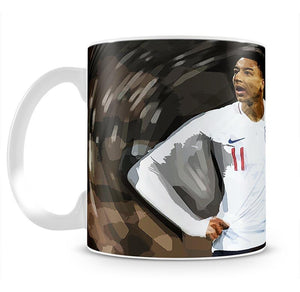 Jesse Lingard England Mug - Canvas Art Rocks - 2