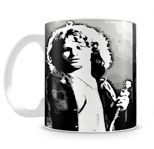 Jim Morrison Mug - Canvas Art Rocks - 2