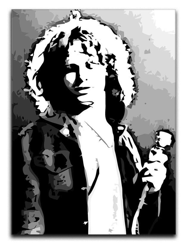 Jim Morrison Canvas Print or Poster