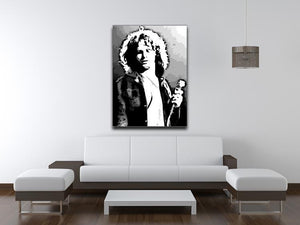 Jim Morrison Canvas Print or Poster - Canvas Art Rocks
