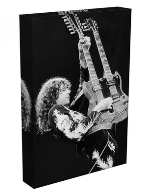 Jimmy Page of Led Zeppelin Canvas Print or Poster - Canvas Art Rocks - 3