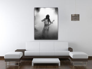 Jimmy Page on stage Canvas Print or Poster - Canvas Art Rocks - 4