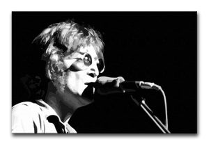 John Lennon Imagine Print - Canvas Art Rocks - 1