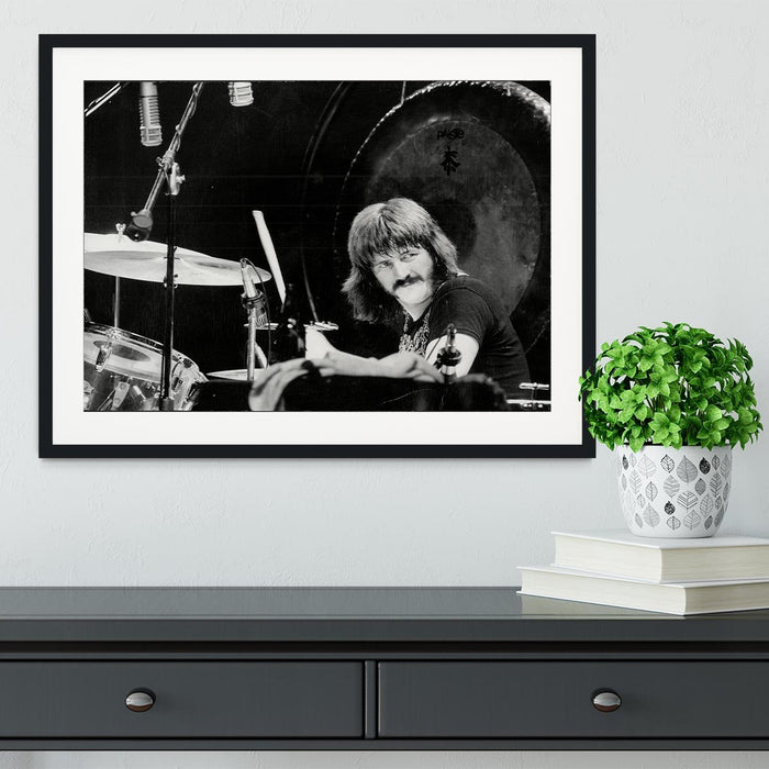John Bonham Led Zeppelin Framed Print