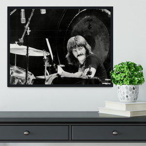 John Bonham Led Zeppelin Framed Print - Canvas Art Rocks - 2