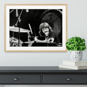 John Bonham Led Zeppelin Framed Print - Canvas Art Rocks - 3