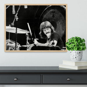 John Bonham Led Zeppelin Framed Print - Canvas Art Rocks - 4