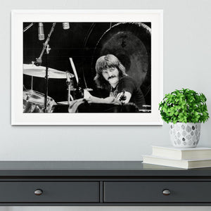 John Bonham Led Zeppelin Framed Print - Canvas Art Rocks - 5