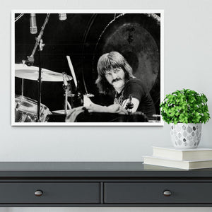 John Bonham Led Zeppelin Framed Print - Canvas Art Rocks -6