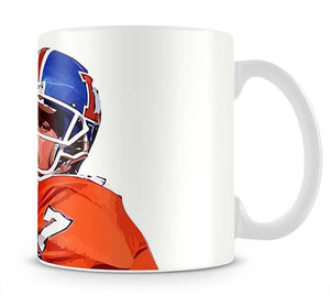 John Elway Mug - Canvas Art Rocks - 1