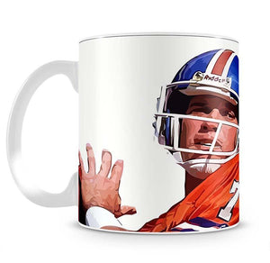 John Elway Mug - Canvas Art Rocks - 2