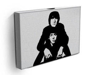 John Lennon Paul McCartney Canvas Print or Poster - Canvas Art Rocks - 3