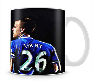John Terry Mug - Canvas Art Rocks - 1