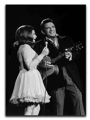 Johnny Cash Canvas Print or Poster - Canvas Art Rocks