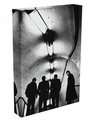 Joy Division Subway Canvas Print or Poster