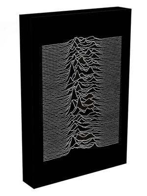 Joy Division Unknown Pleasures Canvas Print or Poster - Canvas Art Rocks