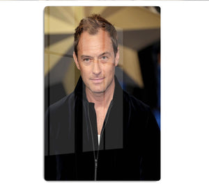 Jude Law HD Metal Print - Canvas Art Rocks - 1