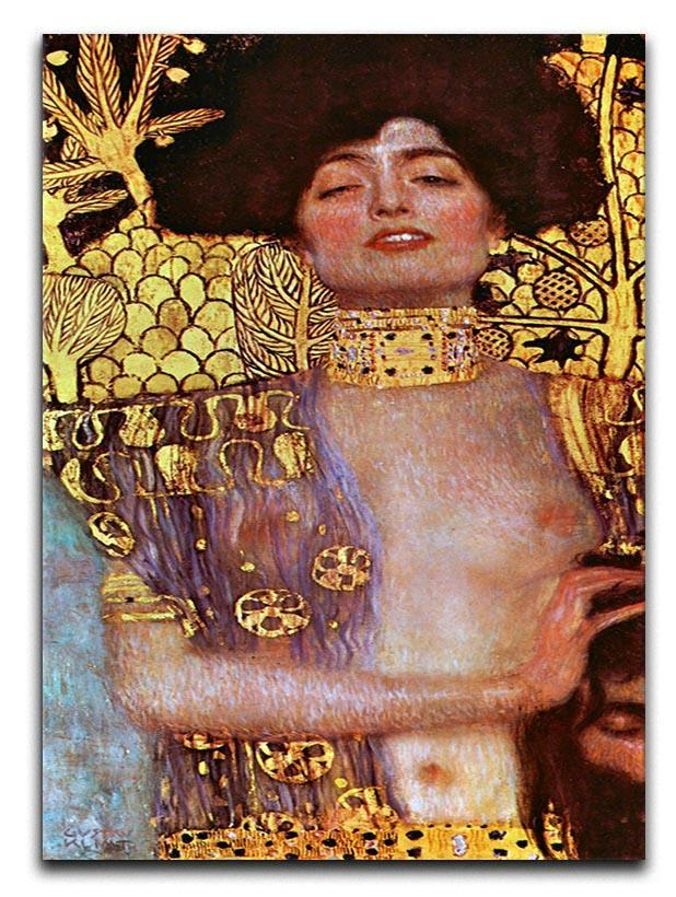 Judith by Klimt Canvas Print or Poster  - Canvas Art Rocks - 1