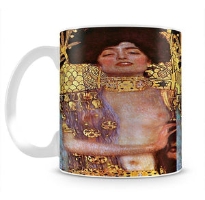 Judith by Klimt Mug - Canvas Art Rocks - 2