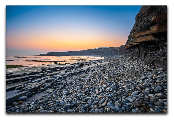 Jurassic Coast Canvas Print or Poster