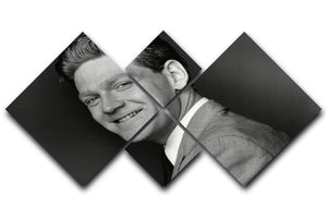 Kenneth Branagh 1987 4 Square Multi Panel Canvas  - Canvas Art Rocks - 1