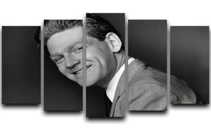 Kenneth Branagh 1987 5 Split Panel Canvas  - Canvas Art Rocks - 1