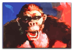 King Kong Print - Canvas Art Rocks - 1