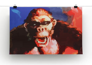 King Kong Print - Canvas Art Rocks - 2