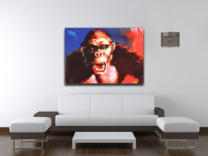 King Kong Print - Canvas Art Rocks - 4