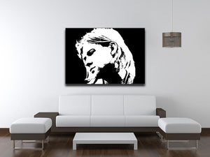 Kurt Cobain Canvas Print or Poster