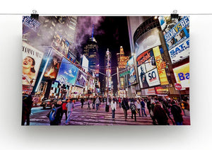 LED signs Broadway Theaters Canvas Print or Poster - Canvas Art Rocks - 2