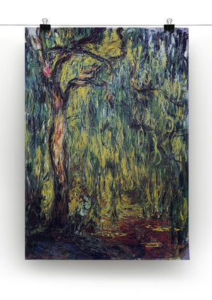 Landscape by Monet Canvas Print & Poster - Canvas Art Rocks - 2