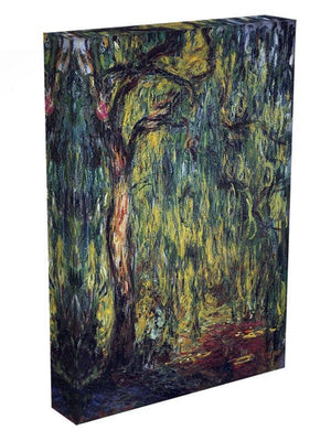 Landscape by Monet Canvas Print & Poster - Canvas Art Rocks - 3
