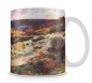 Landscape in Wargemont by Renoir Mug - Canvas Art Rocks - 1