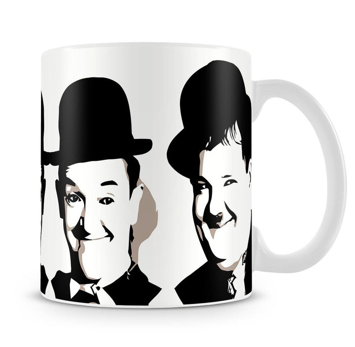 Laurel and Hardy Mug