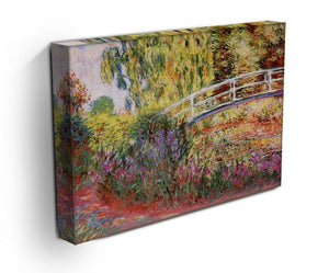 Le Bassin aux Nympheas by Monet Canvas Print & Poster - Canvas Art Rocks - 3