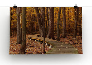 Autumn Fall Print - Canvas Art Rocks - 2