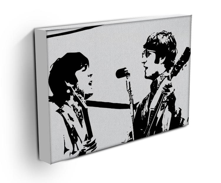 Lennon and McCartney Canvas Print or Poster