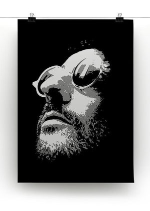 Leon Pop Art Canvas Print or Poster - Canvas Art Rocks - 2