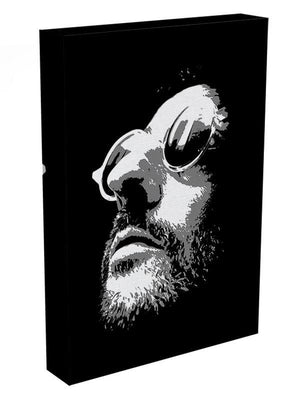 Leon Pop Art Canvas Print or Poster - Canvas Art Rocks - 3