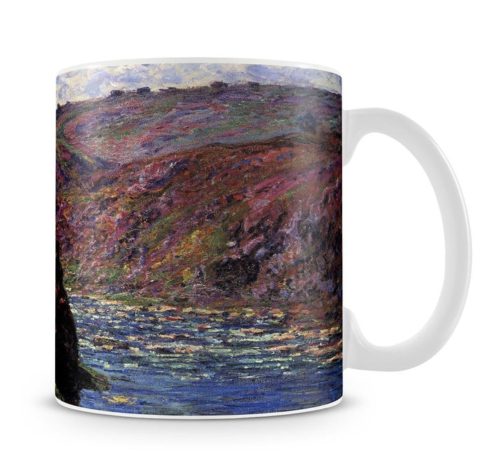 Les Eaux Semblantes in the sunlight by Monet Mug