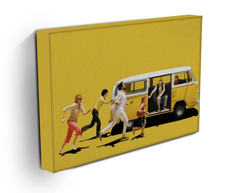 Little Miss Sunshine Print - Canvas Art Rocks - 3
