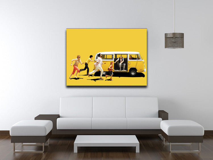 Little Miss Sunshine Print - Canvas Art Rocks - 4