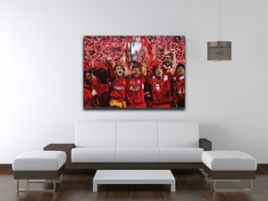 Liverpool In Istanbul Print - Canvas Art Rocks - 4