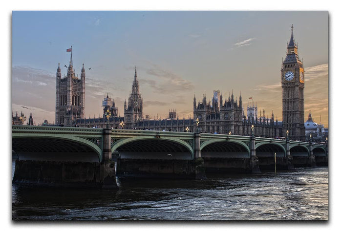 London Big Ben Canvas Print or Poster