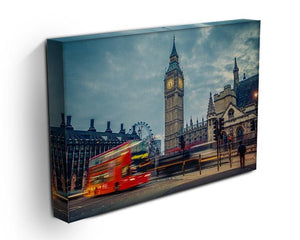 London at early morning Canvas Print or Poster - Canvas Art Rocks - 3