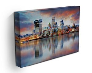 London skyline Canvas Print or Poster - Canvas Art Rocks - 3