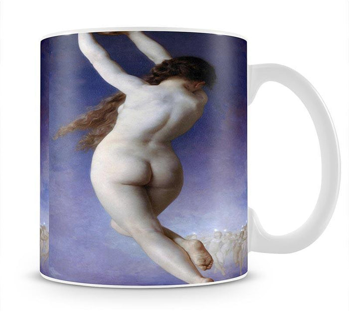 Lost Pleiad By Bouguereau Mug